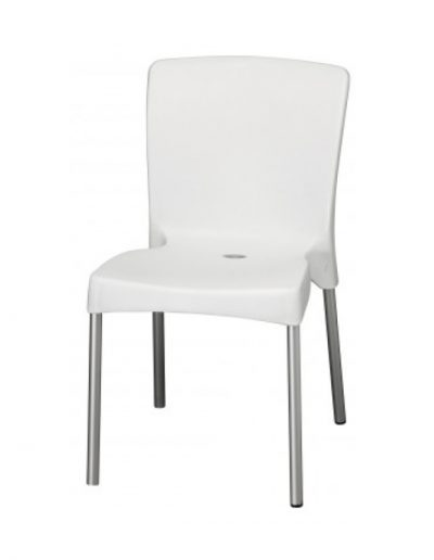 Anna café chair (white)