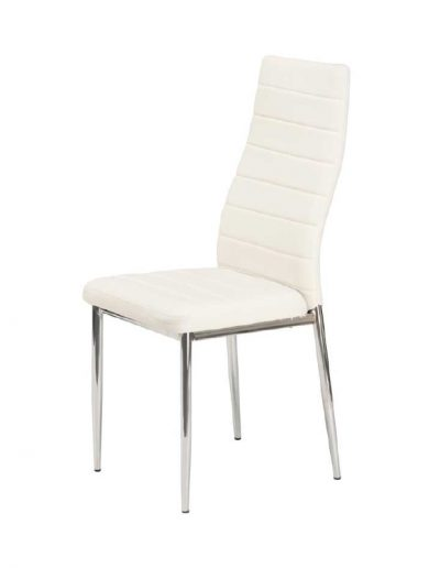 Dina café chair (white)