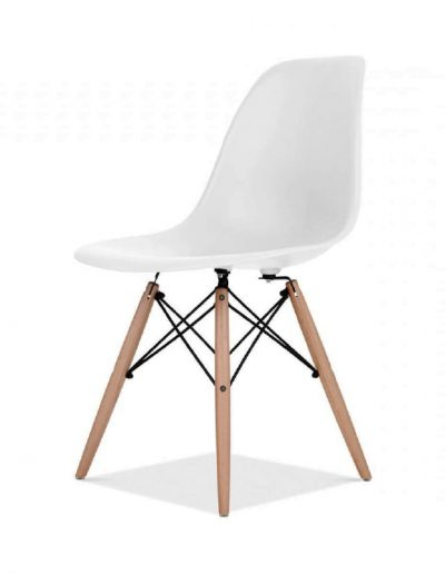 Eames café chair (white)